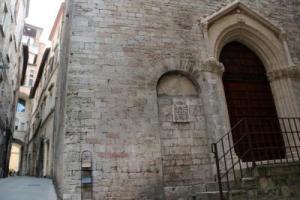 1 prospetto di S. Agata da sotto via dei Priori