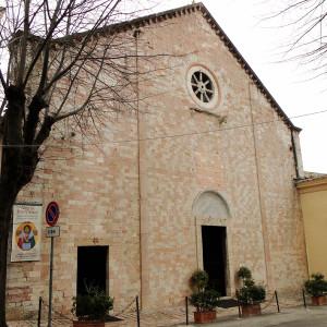 Assisi Santa Maria Maggiore