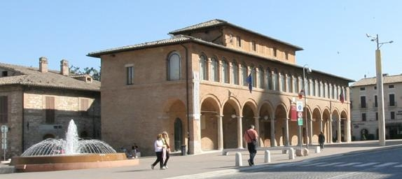 Portico di Santa Maria degli Angeli Assisi