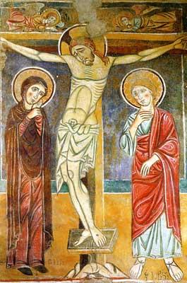 crocefissione Chiesa-di-Santa-Maria