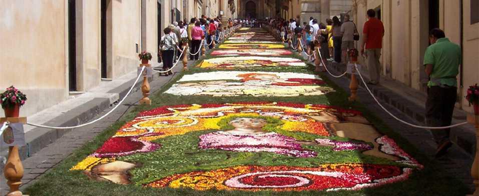 fiori spello