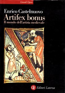 Artifex bonus &#8211; il mondo dell&#8217; artista medievale