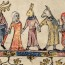 maschere medievali