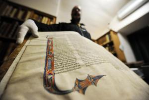 Mostre: S.Francesco all'Onu, manoscritti pronti a partire