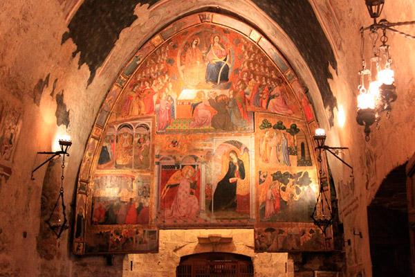 Medioevo in umbria portale delle tradizioni medievali in umbria - La tavola rotonda santa maria degli angeli ...