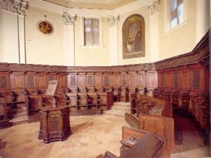 sant'agostino coro